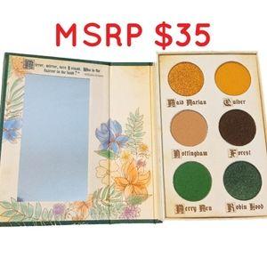 Storybook cosmetics Fairy Tales Robin Hood Palette